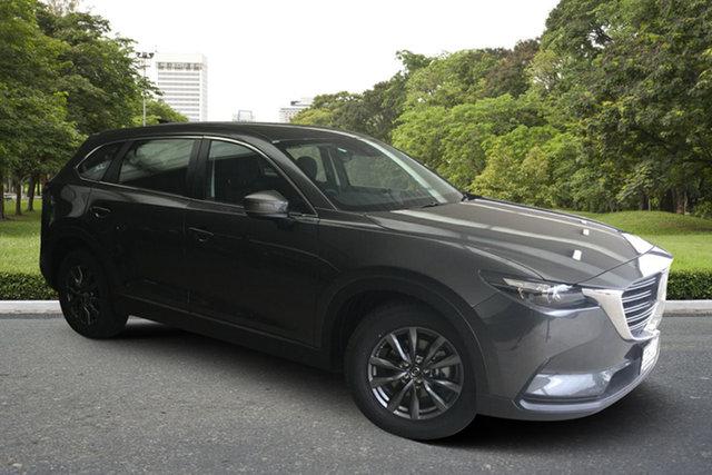 Demo Mazda CX-9 TC Sport SKYACTIV-Drive Paradise, 2021 Mazda CX-9 TC Sport SKYACTIV-Drive Machine Grey 6 Speed Sports Automatic Wagon