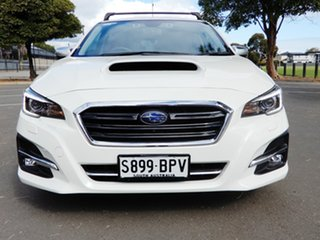 2017 Subaru Levorg V1 MY18 2.0 GT-S CVT AWD White 8 Speed Constant Variable Wagon.