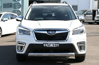 2021 Subaru Forester S5 MY21 2.5i-S CVT AWD Crystal White 7 Speed Constant Variable Wagon