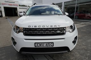 2015 Land Rover Discovery Sport L550 15MY SE White 9 Speed Sports Automatic Wagon
