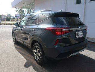 2020 Kia Seltos SP2 MY20 Sport+ 2WD Grey 1 Speed Constant Variable Wagon