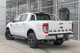 2020 Ford Ranger PX MkIII 2020.75MY XLT Hi-Rider White 10 Speed Sports Automatic Double Cab Pick Up