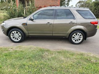 2011 Ford Territory SZ TS Grey Sports Automatic Wagon