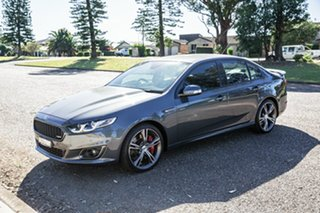 2015 Ford Falcon FG X XR8 Grey 6 Speed Manual Sedan.