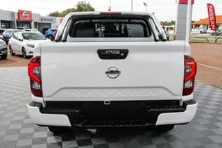 2021 Nissan Navara D23 MY21 ST-X Polar White 7 Speed Sports Automatic Utility.