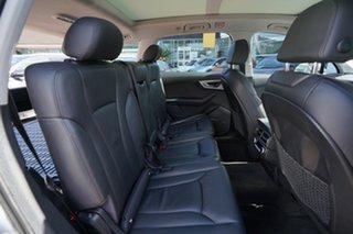 2016 Audi Q7 4M 3.0 TDI Quattro White 8 Speed Automatic Tiptronic Wagon