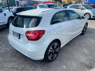 2014 Mercedes-Benz A-Class W176 A200 DCT White 7 Speed Sports Automatic Dual Clutch Hatchback