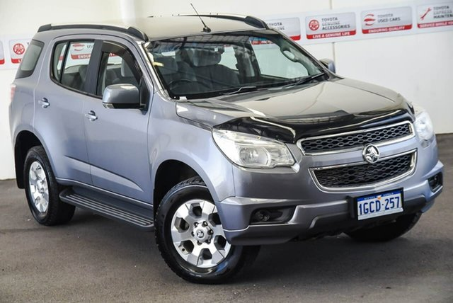 Pre-Owned Holden Colorado RG MY16 LT (4x4) Rockingham, 2016 Holden Colorado RG MY16 LT (4x4) Grey 6 Speed Automatic Crew Cab Pickup
