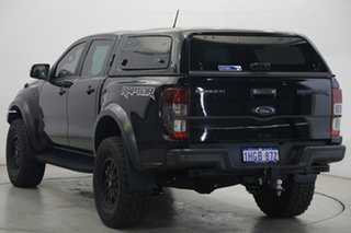 2019 Ford Ranger PX MkIII 2019.75MY Raptor Black 10 Speed Sports Automatic Double Cab Pick Up