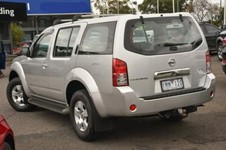 2009 Nissan Pathfinder R51 MY08 ST Silver 5 Speed Sports Automatic Wagon.