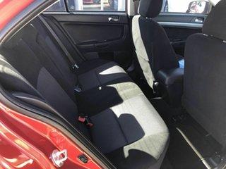 2014 Mitsubishi Lancer CJ MY15 ES Sport Red 5 Speed Manual Sedan