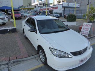2004 Toyota Camry ACV36R Altise White 4 Speed Automatic Sedan