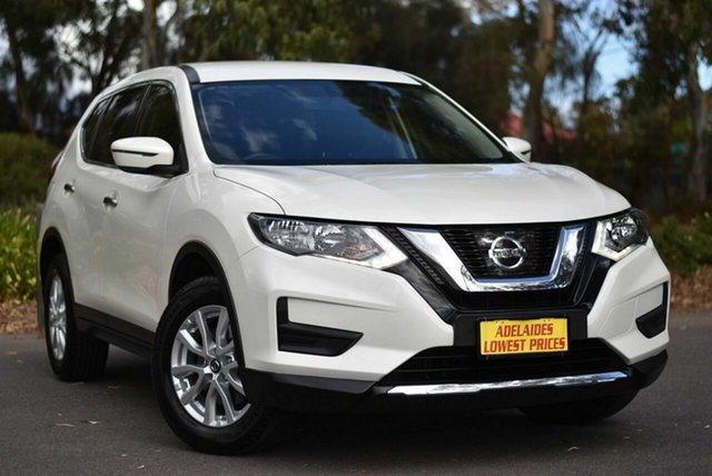 Used Nissan X-Trail T32 Series II TS X-tronic 4WD Melrose Park, 2017 Nissan X-Trail T32 Series II TS X-tronic 4WD White 7 Speed Constant Variable Wagon