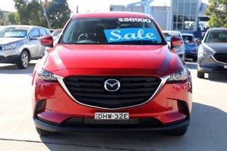 2016 Mazda CX-9 TC Sport SKYACTIV-Drive Red 6 Speed Sports Automatic Wagon