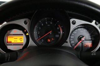 2010 Nissan 370Z Z34 MY10 White 6 Speed Manual Roadster