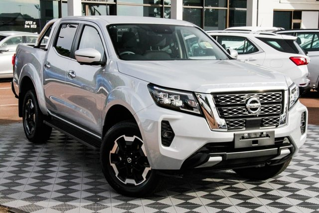 New Nissan Navara D23 MY21 ST Melville, 2021 Nissan Navara D23 MY21 ST Brilliant Silver 7 Speed Sports Automatic Utility