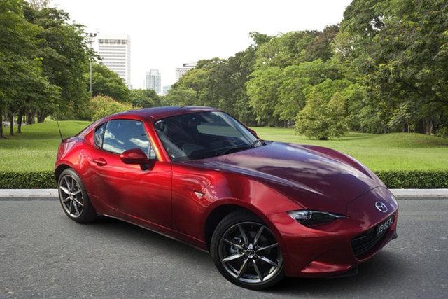 Demo Mazda MX-5 ND GT SKYACTIV-MT Paradise, 2020 Mazda MX-5 ND GT SKYACTIV-MT Soul Red 6 Speed Manual Roadster