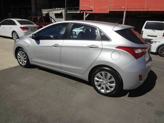 2014 Hyundai i30 GD MY14 Active Silver 6 Speed Automatic Hatchback