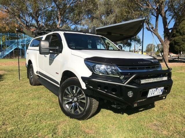 Used Holden Colorado RG MY20 LTZ (4x4) Wangaratta, 2019 Holden Colorado RG MY20 LTZ (4x4) White 6 Speed Automatic Space Cab Pickup