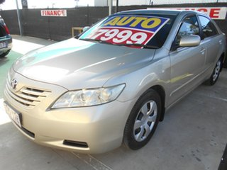 2007 Toyota Camry ACV40R Altise Silver 5 Speed Automatic Sedan.