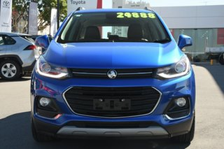2017 Holden Trax TJ MY17 LT Blue 6 Speed Automatic Wagon