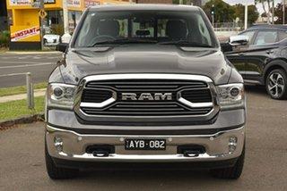 2019 Ram 1500 MY19 Laramie Crew Cab SWB Grey 8 Speed Automatic Utility.