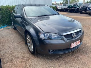 2009 Holden Calais VE MY10 Grey 6 Speed Sports Automatic Sedan.
