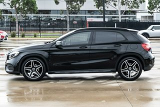 2017 Mercedes-Benz GLA-Class X156 807MY GLA180 DCT Black 7 Speed Sports Automatic Dual Clutch Wagon