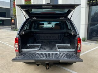 2012 Nissan Navara D40 S6 MY12 RX 4x2 Grey 6 Speed Manual Utility
