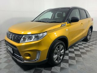 2018 Suzuki Vitara LY RT-S 2WD Solar Yellow 6 Speed Sports Automatic Wagon