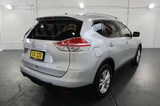 2016 Nissan X-Trail T32 ST-L X-tronic 2WD Silver 7 Speed Constant Variable Wagon