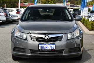 2009 Holden Cruze JG CD Grey 5 Speed Manual Sedan