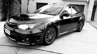 2011 Subaru Impreza MY11 WRX Premium (AWD) Grey 5 Speed Manual Sedan