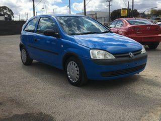 2002 Holden Barina XC 5 Speed Manual Hatchback