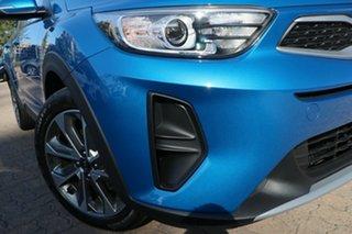 2021 Kia Stonic YB MY21 Sport FWD Blue 6 Speed Automatic Wagon.