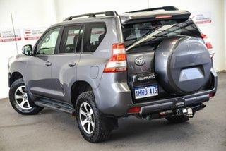 2016 Toyota Landcruiser Prado GDJ150R MY16 GXL (4x4) Graphite 6 Speed Automatic Wagon.