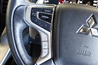 2016 Mitsubishi Pajero Sport QE MY16 GLS White 8 Speed Sports Automatic Wagon