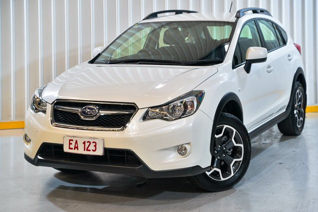 Used Subaru XV G4X MY14 2.0i Lineartronic AWD Hendra, 2015 Subaru XV G4X MY14 2.0i Lineartronic AWD White 6 Speed Constant Variable Wagon