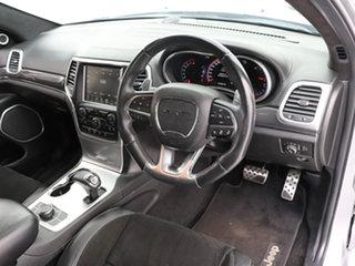 2014 Jeep Grand Cherokee WK MY14 SRT 8 (4x4) Silver 8 Speed Automatic Wagon