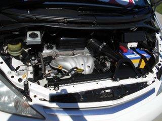 2004 Toyota Tarago ACR30R MY03 GLi White 4 Speed Automatic Wagon