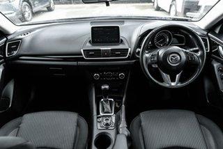 2014 Mazda 3 BM Series SP25 Grey Sports Automatic Hatchback.