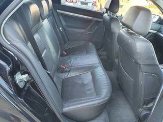 2004 Holden Vectra ZC MY2005 CDXi Black 5 Speed Automatic Hatchback