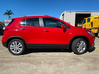 2017 Holden Trax TJ MY17 LT Red 6 Speed Automatic Wagon.