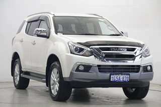 2018 Isuzu MU-X MY18 LS-T Rev-Tronic 4x2 White 6 Speed Sports Automatic Wagon