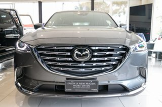 2021 Mazda CX-9 TC Azami LE SKYACTIV-Drive i-ACTIV AWD Machine Grey 6 Speed Sports Automatic Wagon