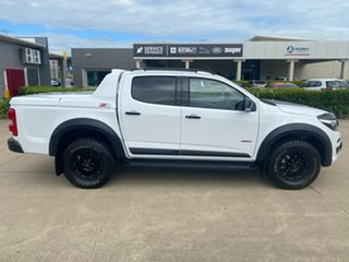 2020 Holden Colorado RG MY20 Z71 Pickup Crew Cab White/180520 6 Speed Sports Automatic Utility.