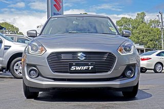 2020 Suzuki Swift AZ Series II GLX Turbo Mineral Grey 6 Speed Sports Automatic Hatchback.