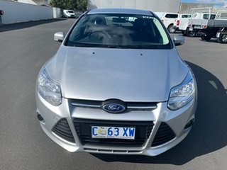 2012 Ford Focus LW MkII Trend Silver 5 Speed Manual Hatchback