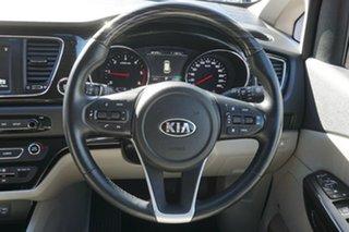 2019 Kia Carnival YP MY20 Platinum White 8 Speed Sports Automatic Wagon