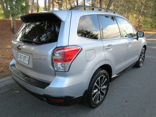 2017 Subaru Forester S4 MY18 2.5i-S CVT AWD Silver 6 Speed Constant Variable Wagon.